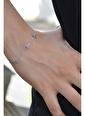 Argentum Concept Nazarlı Gümüş Yıldızlar Bileklik Renkli